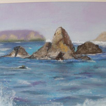 Ocean 4 by Richard Seisser